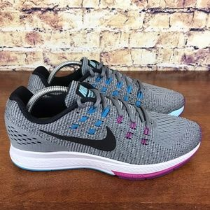 Nike Zoom Structure 19 Athletic Running Shoes